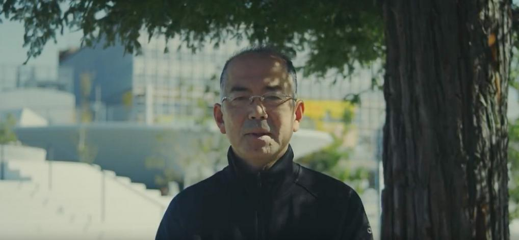 天理駅前広場コフフンインタビュームービー